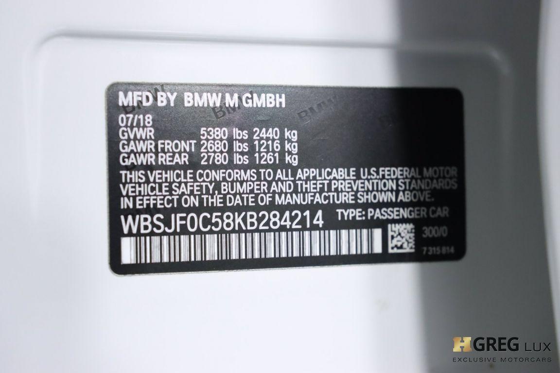 2019 BMW M5  #75