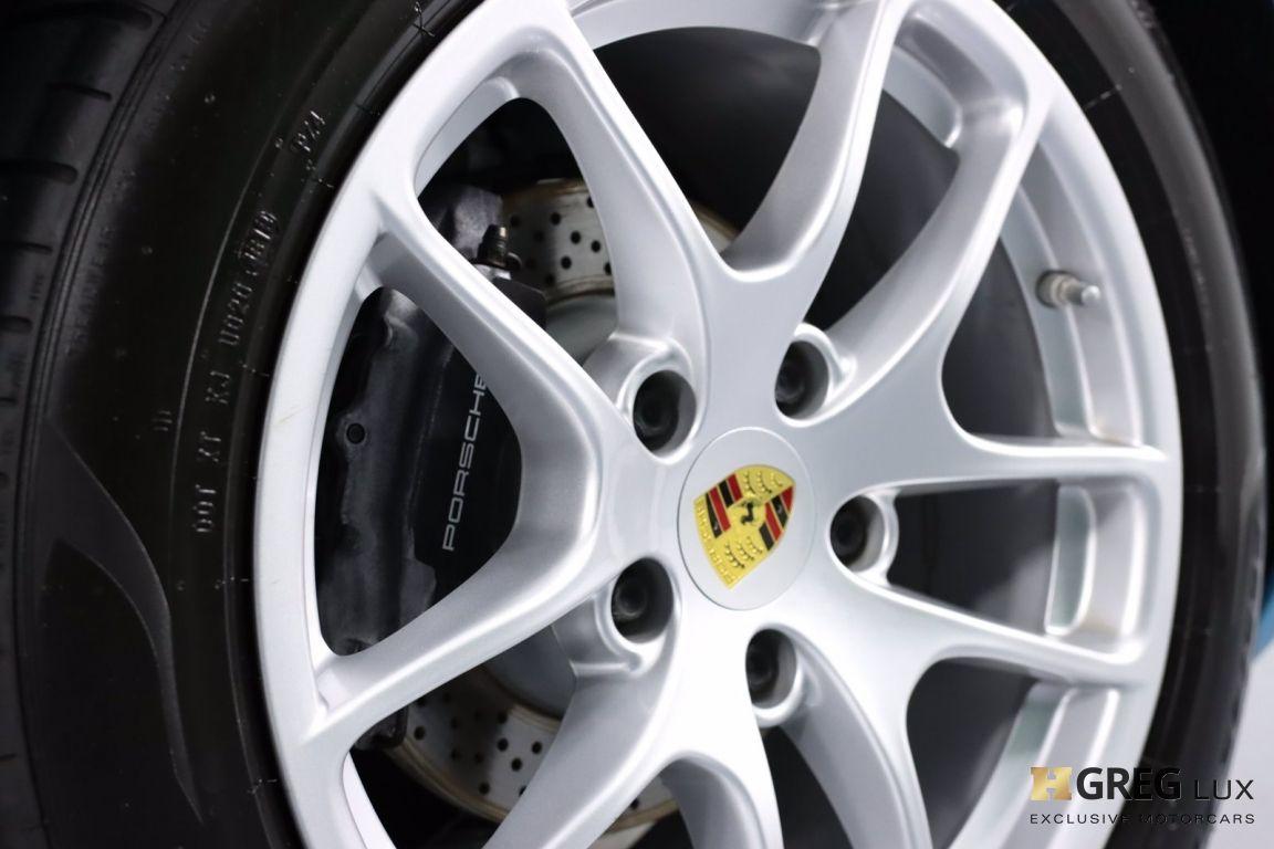 2018 Porsche 718 Cayman  #29
