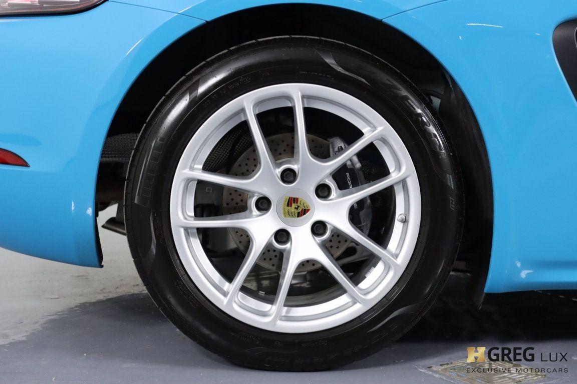 2018 Porsche 718 Cayman  #15