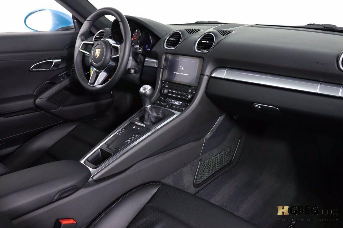 2018 Porsche 718 Cayman  #49