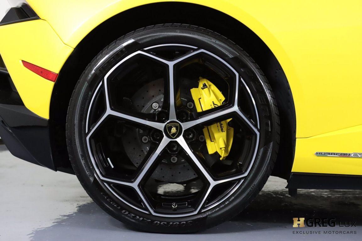2020 Lamborghini Huracan EVO  #16