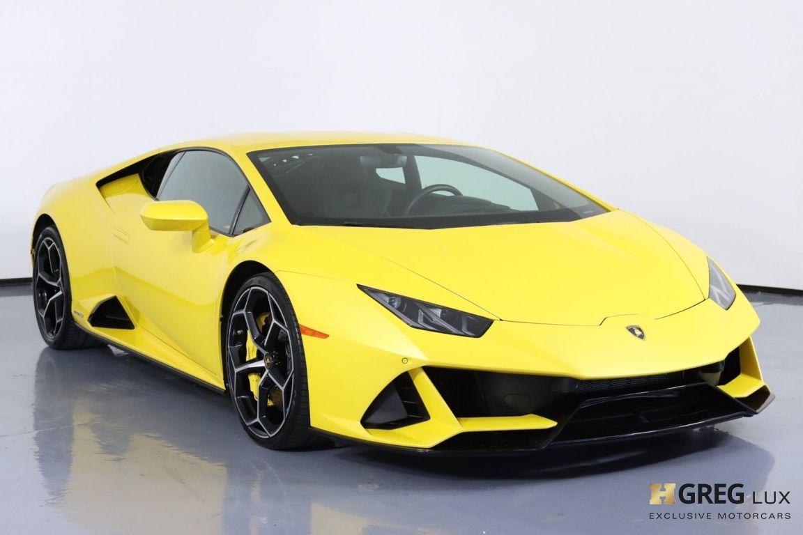 2020 Lamborghini Huracan EVO  #9