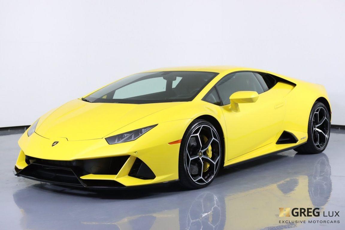 2020 Lamborghini Huracan EVO  #34