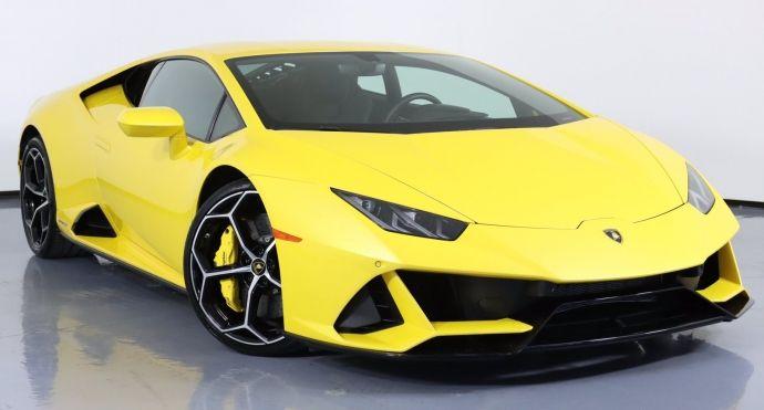 2020 Lamborghini Huracan EVO  #0