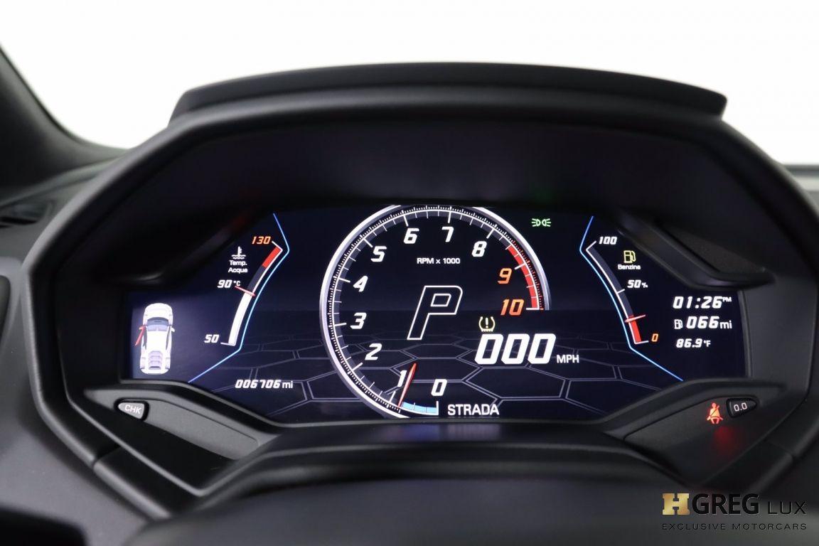 2020 Lamborghini Huracan EVO  #46