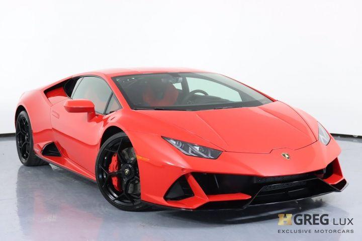 2020 Lamborghini Huracan EVO Base #0