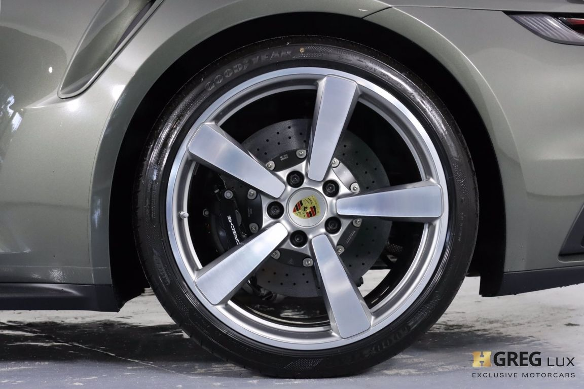 2021 Porsche 911 Turbo #29