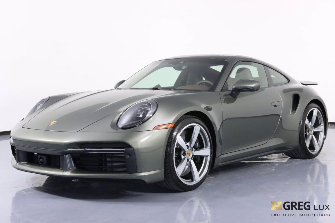 2021 Porsche 911 Turbo #31