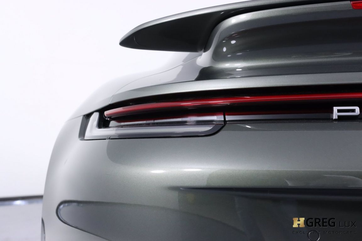 2021 Porsche 911 Turbo #19