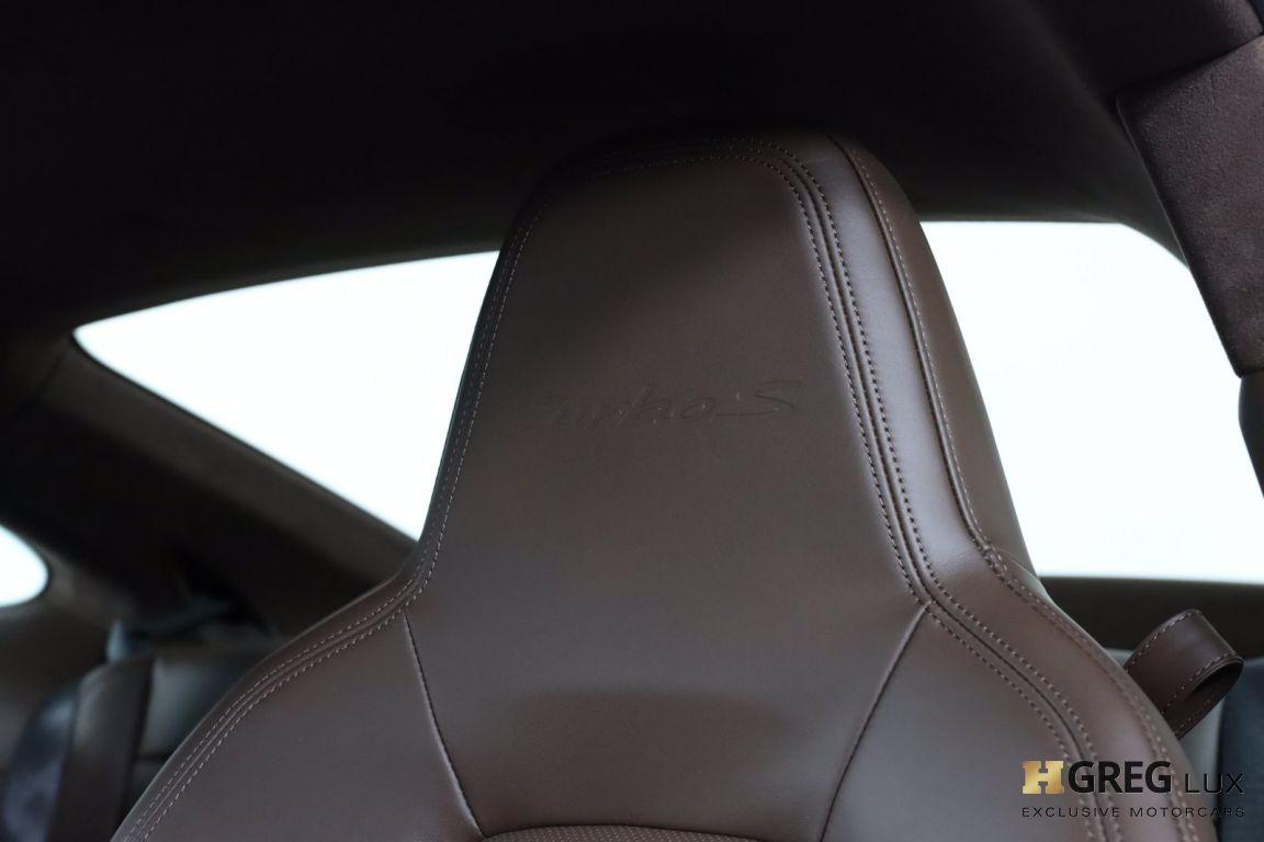 2021 Porsche 911 Turbo #33