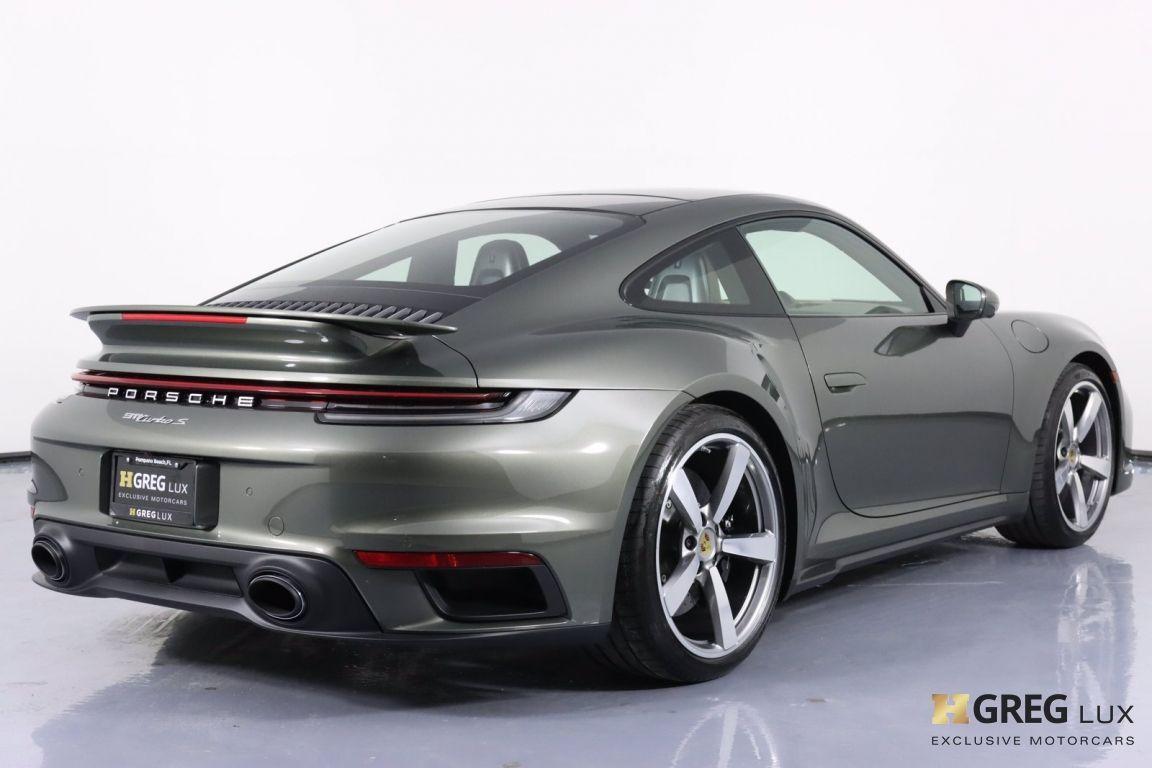 2021 Porsche 911 Turbo #17