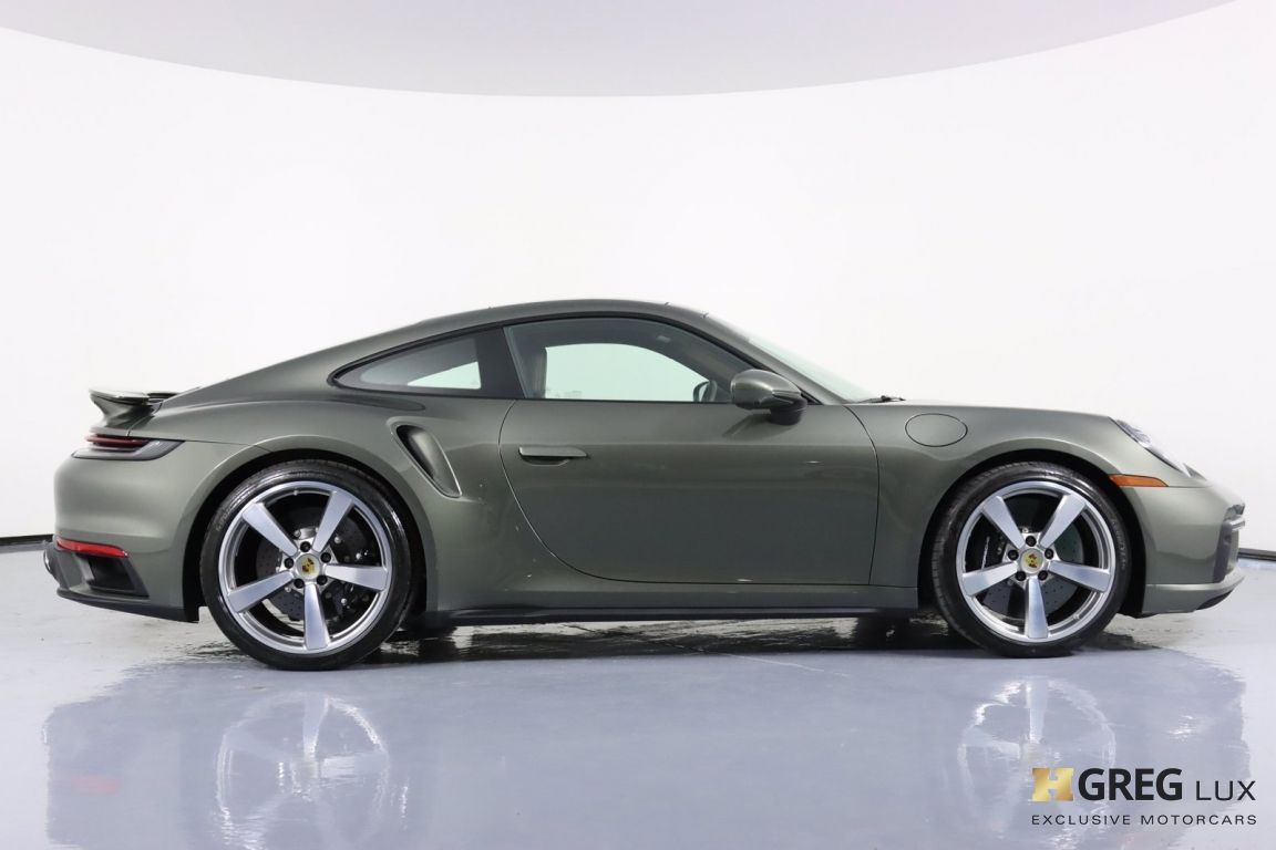 2021 Porsche 911 Turbo #10