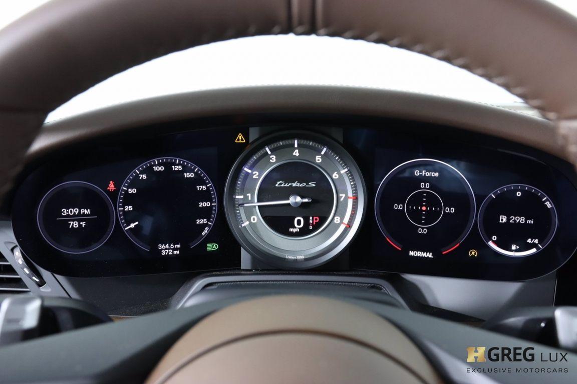2021 Porsche 911 Turbo #59