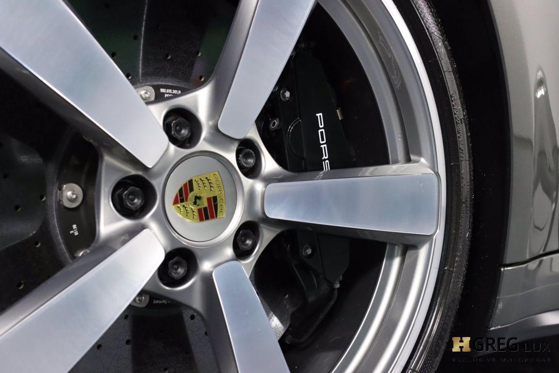 2021 Porsche 911 Turbo #27