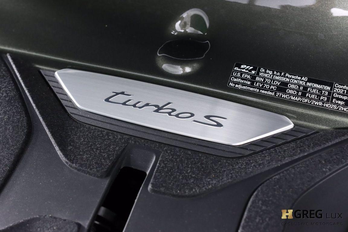 2021 Porsche 911 Turbo #65