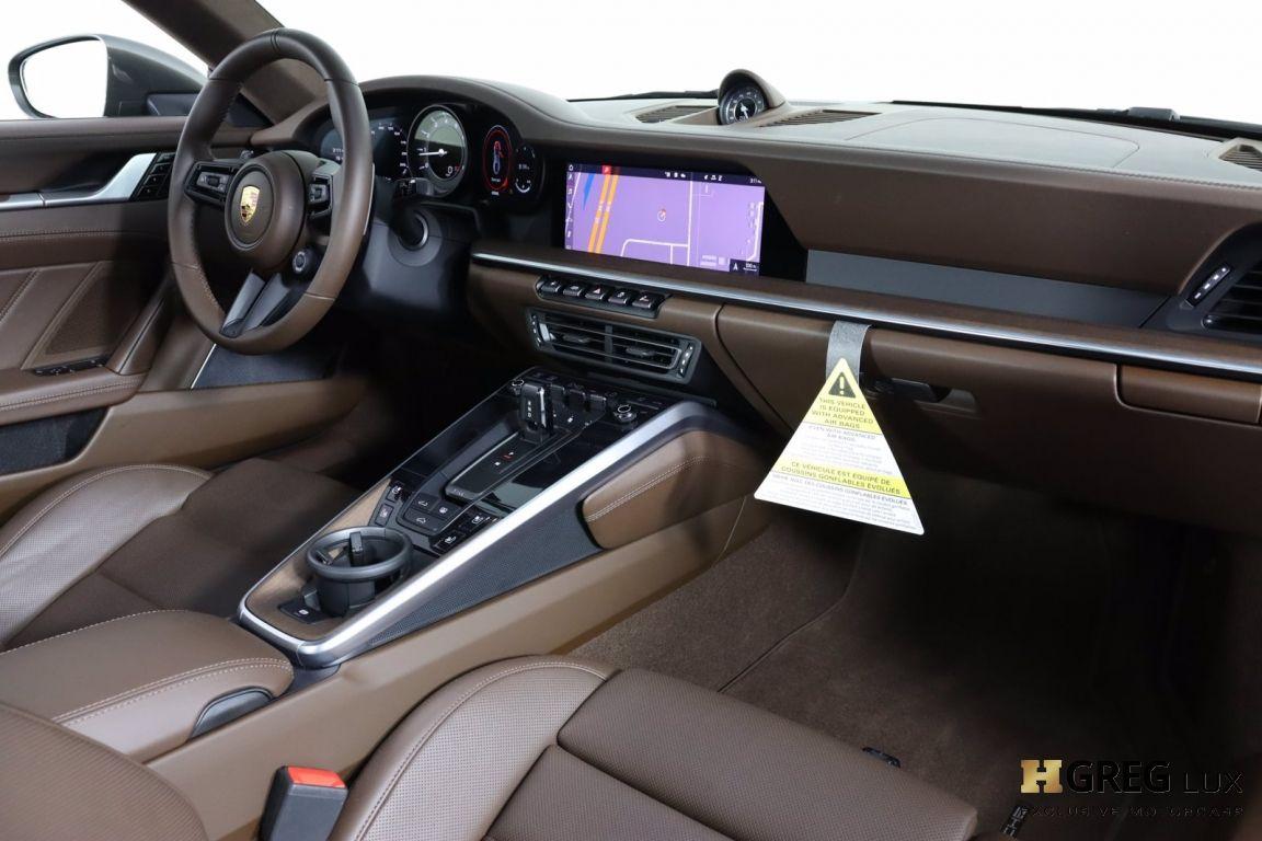 2021 Porsche 911 Turbo #61