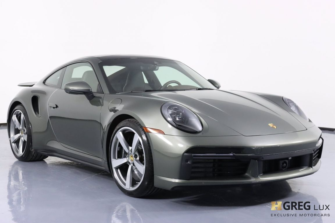 2021 Porsche 911 Turbo #9