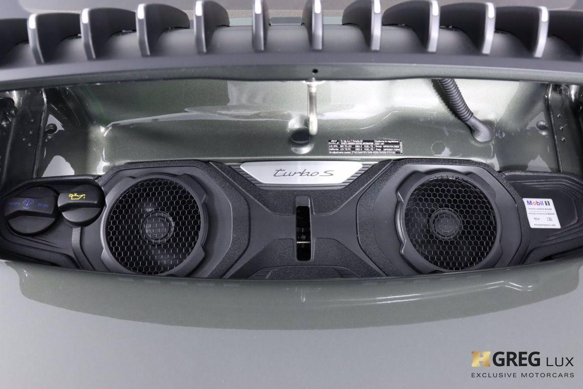 2021 Porsche 911 Turbo #64