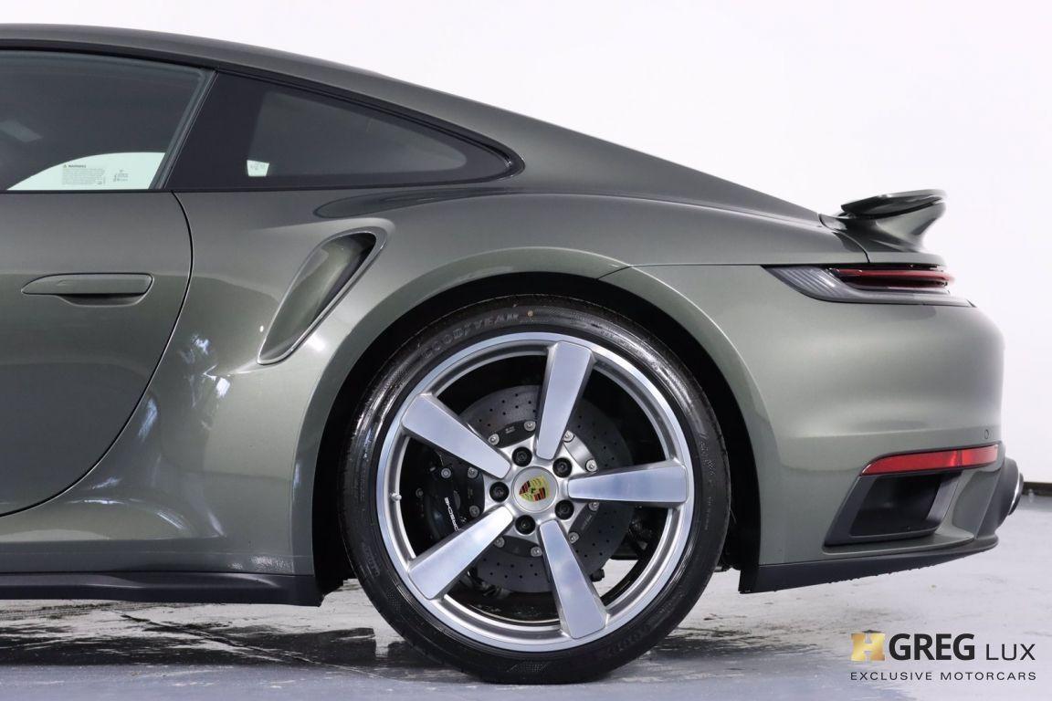 2021 Porsche 911 Turbo #28