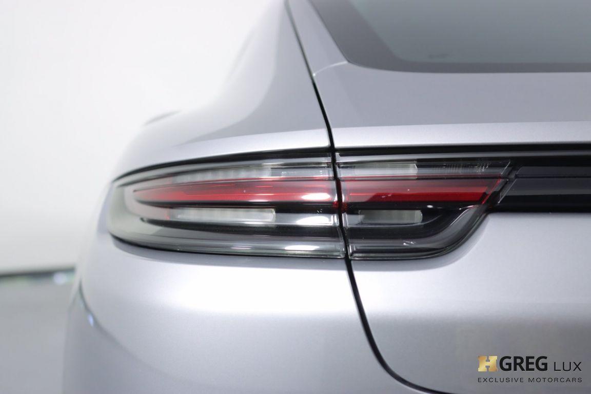2018 Porsche Panamera Turbo S E-Hybrid #17