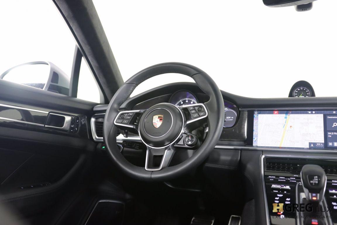 2018 Porsche Panamera Turbo S E-Hybrid #47