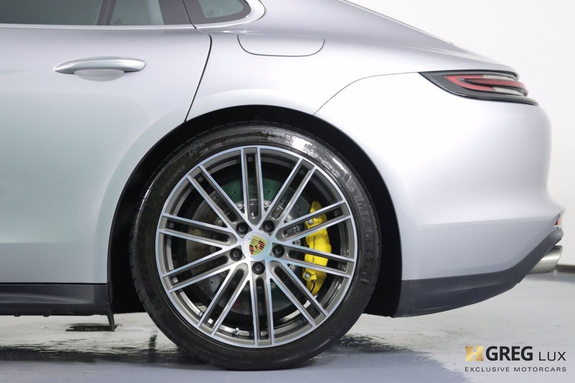 2018 Porsche Panamera Turbo S E-Hybrid #24