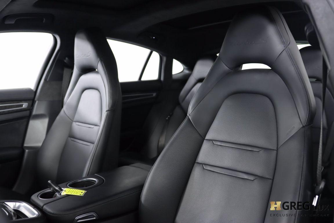 2018 Porsche Panamera Turbo S E-Hybrid #2