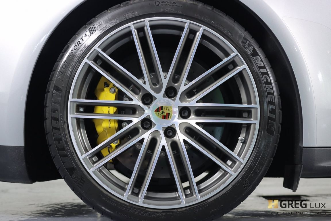 2018 Porsche Panamera Turbo S E-Hybrid #14