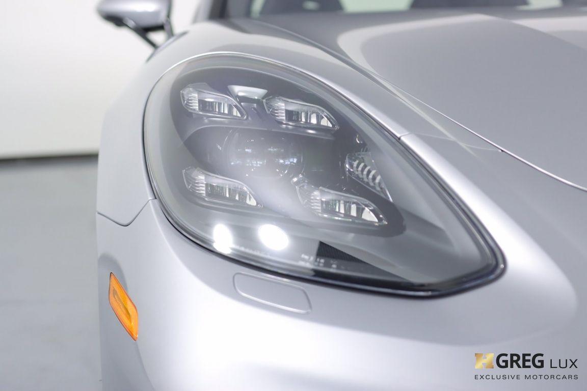 2018 Porsche Panamera Turbo S E-Hybrid #4