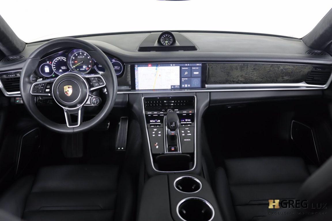 2018 Porsche Panamera Turbo S E-Hybrid #51