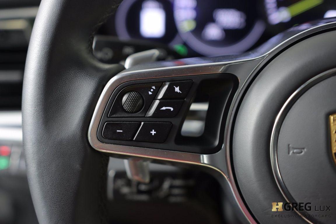 2018 Porsche Panamera Turbo S E-Hybrid #48