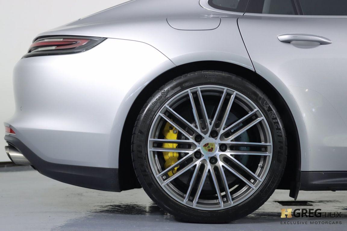 2018 Porsche Panamera Turbo S E-Hybrid #13