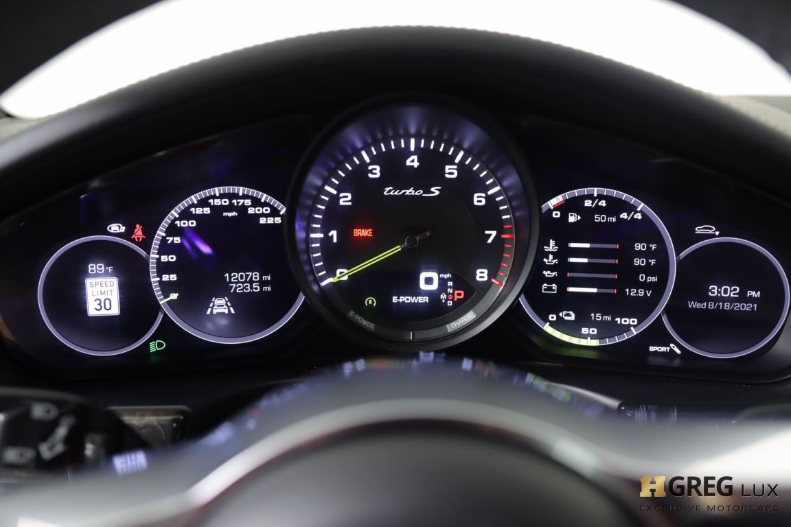 2018 Porsche Panamera Turbo S E-Hybrid #44
