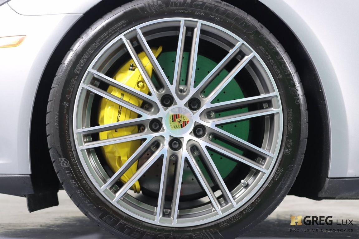 2018 Porsche Panamera Turbo S E-Hybrid #23