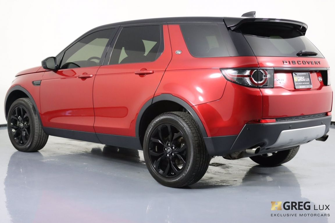 2019 Land Rover Discovery Sport  #20
