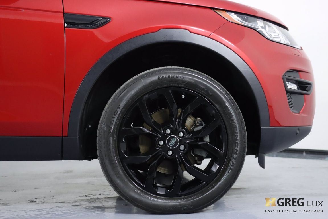 2019 Land Rover Discovery Sport  #11