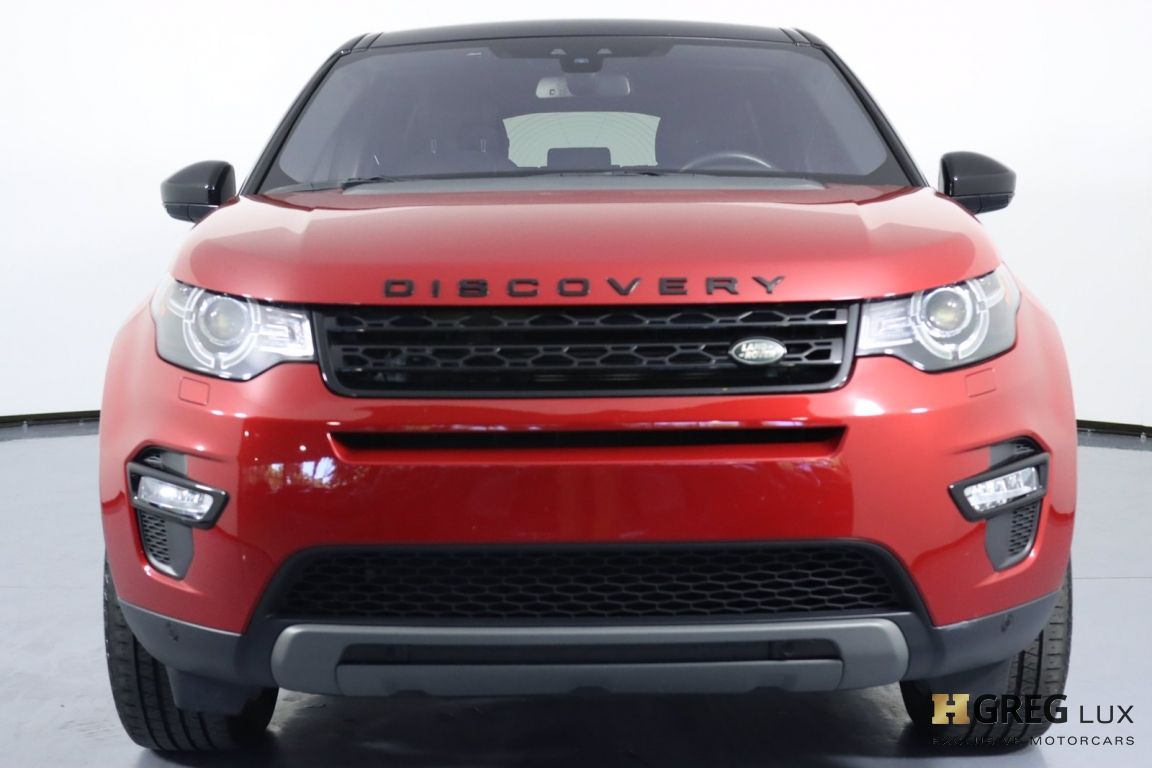 2019 Land Rover Discovery Sport  #3