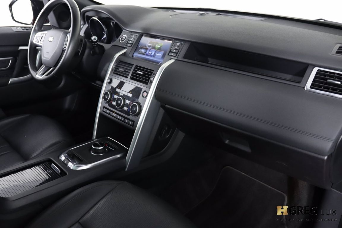 2019 Land Rover Discovery Sport  #48