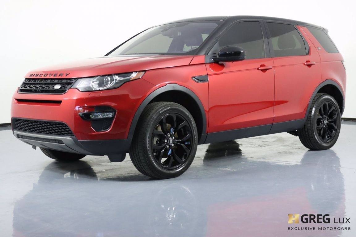 2019 Land Rover Discovery Sport  #26