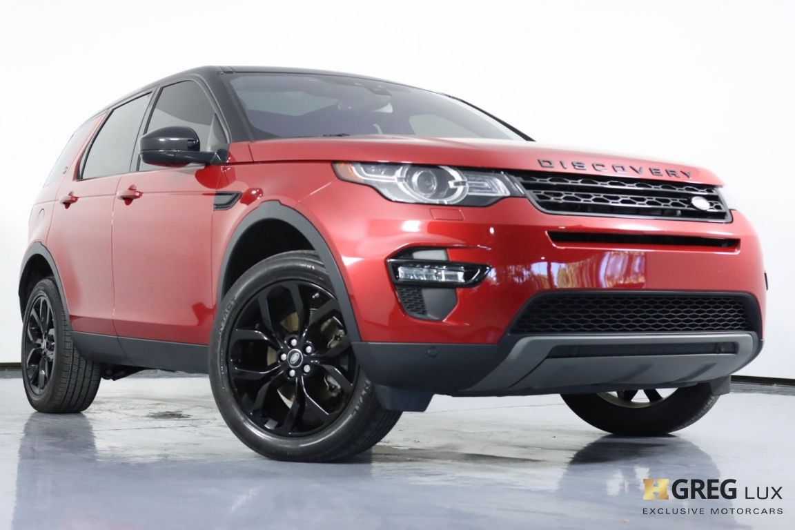 2019 Land Rover Discovery Sport  #27