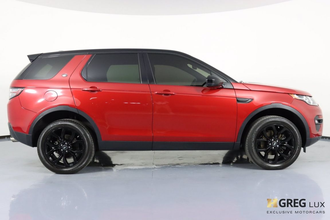 2019 Land Rover Discovery Sport  #10