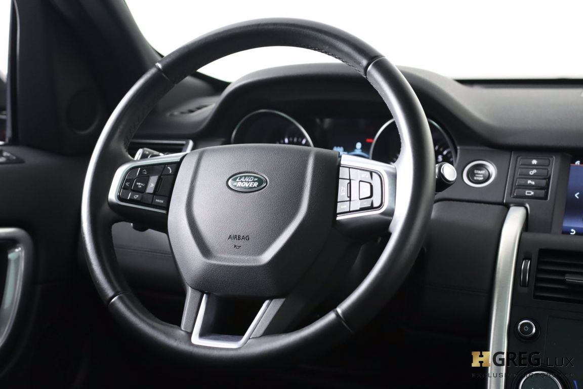 2019 Land Rover Discovery Sport  #44