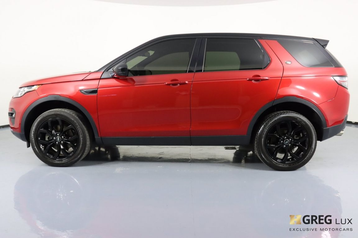 2019 Land Rover Discovery Sport  #21
