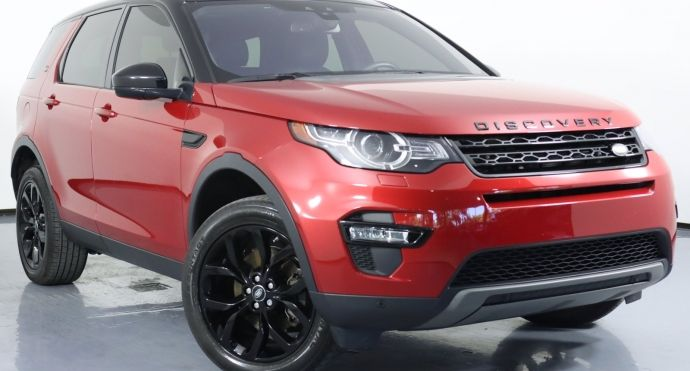 2019 Land Rover Discovery Sport  #0