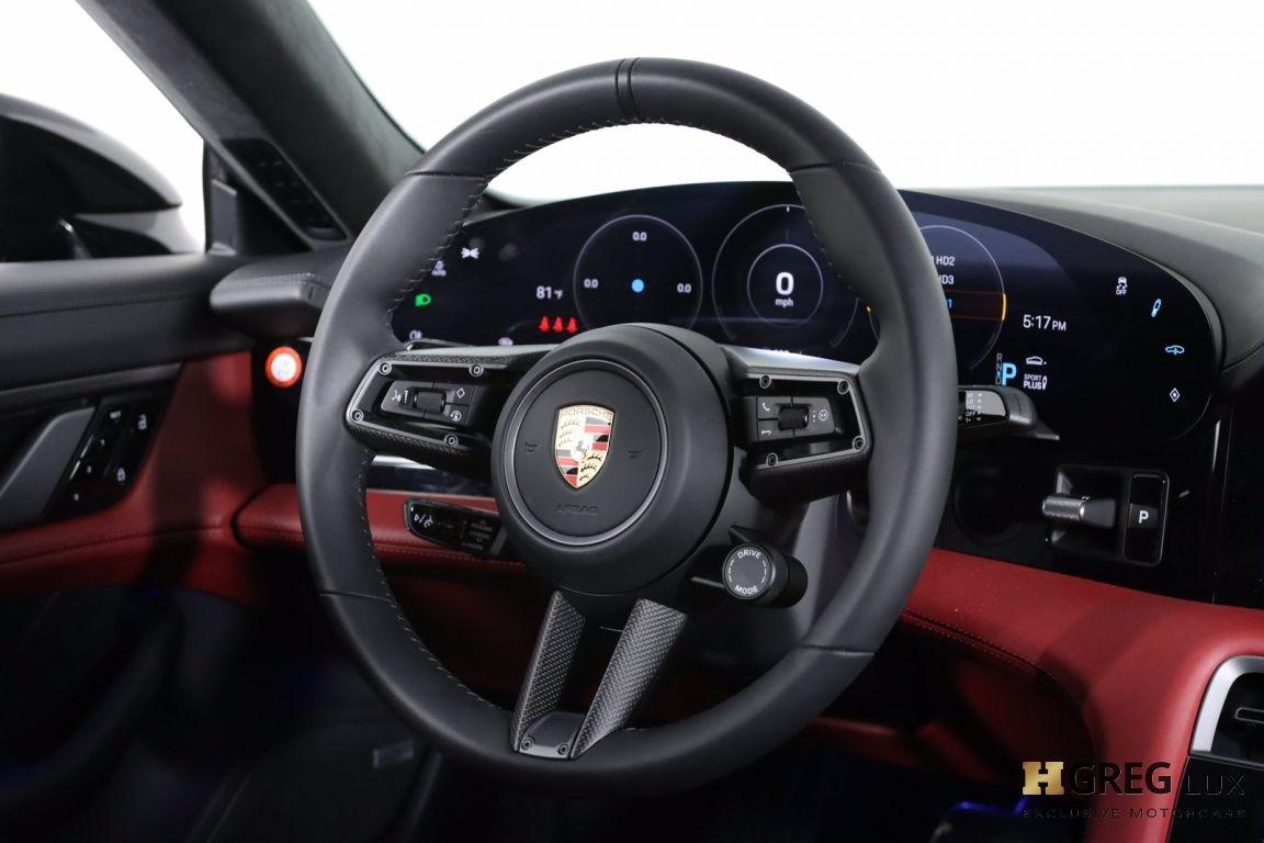 2020 Porsche Taycan Turbo S #57