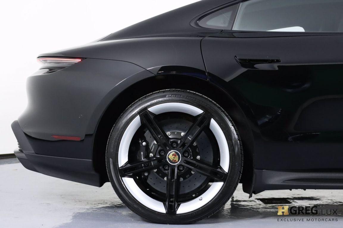 2020 Porsche Taycan Turbo S #15