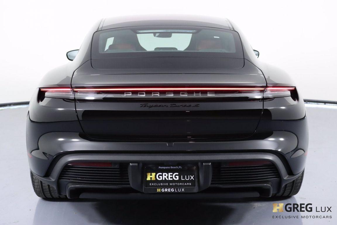 2020 Porsche Taycan Turbo S #19
