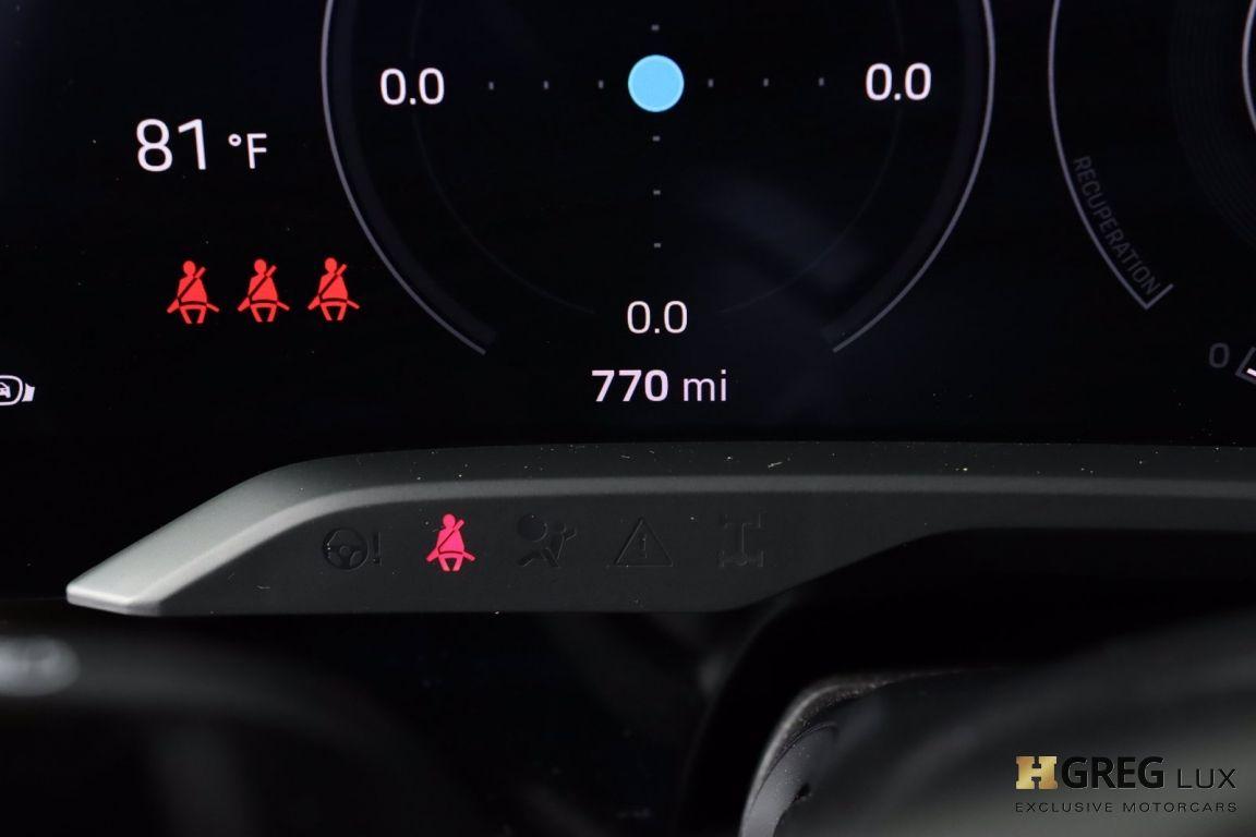 2020 Porsche Taycan Turbo S #64