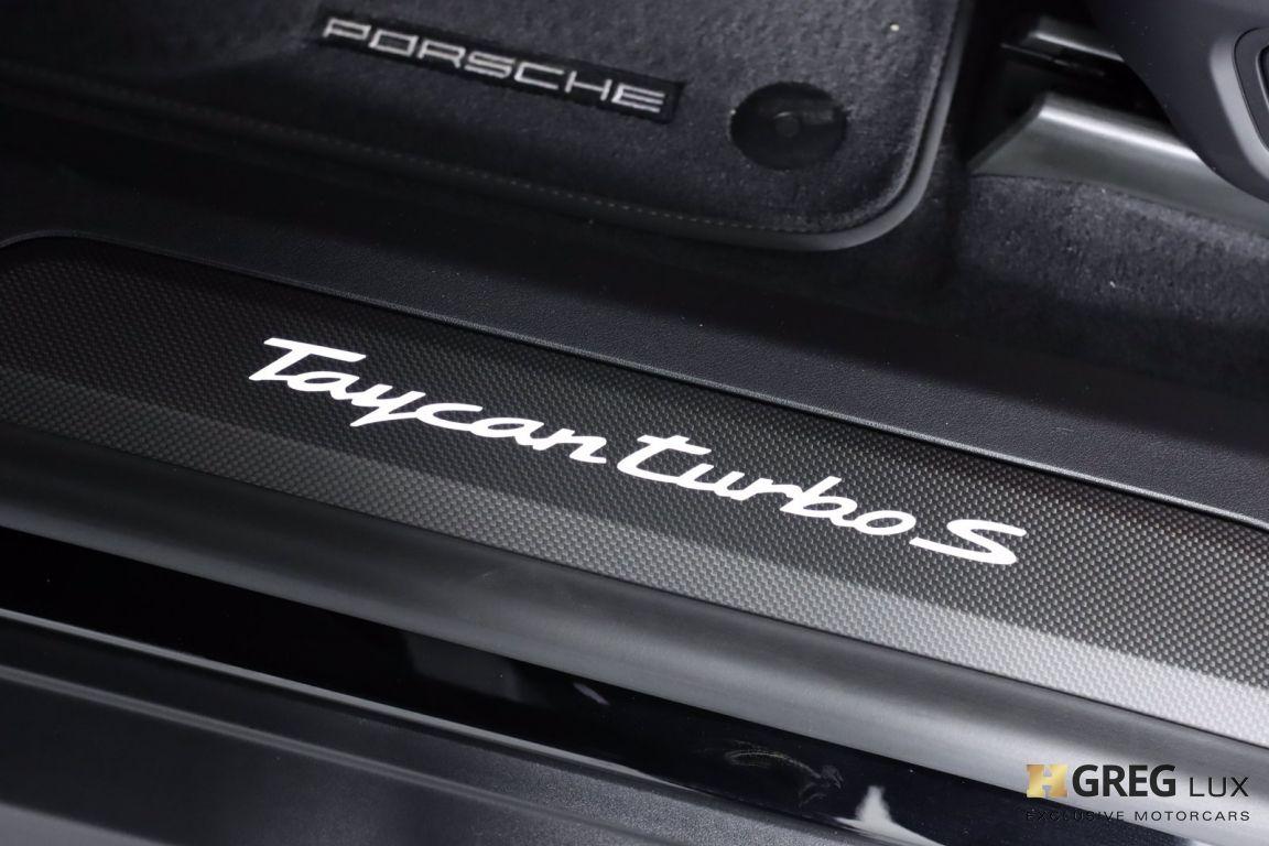 2020 Porsche Taycan Turbo S #48