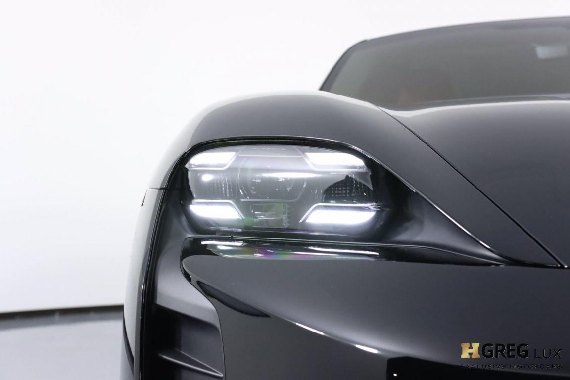 2020 Porsche Taycan Turbo S #4